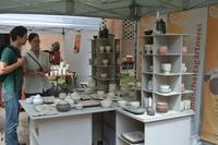 Keramikmarkt im Grassi 2016
